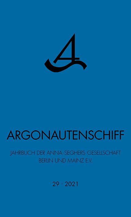 Argonautenschiff 29/2021