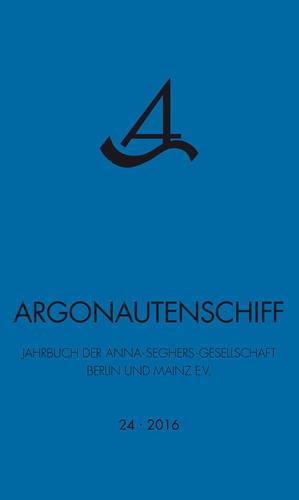Argonautenschiff 24/2016