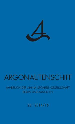 Argonautenschiff 23/2014-15