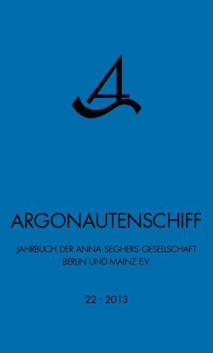 Argonautenschiff 22/2013