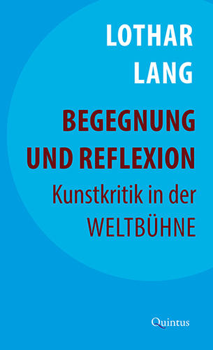 Begegnung und Reflexion